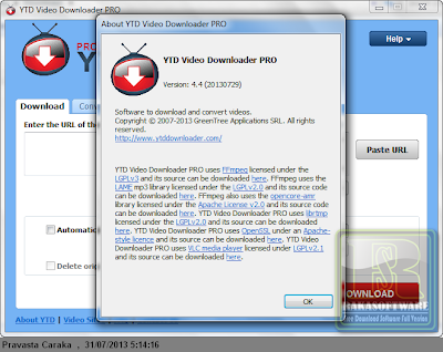YouTube Downloader Pro 4.4.0.2 Full Patch - Screenshot