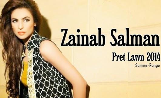 Zainab Salman Lawn 2014