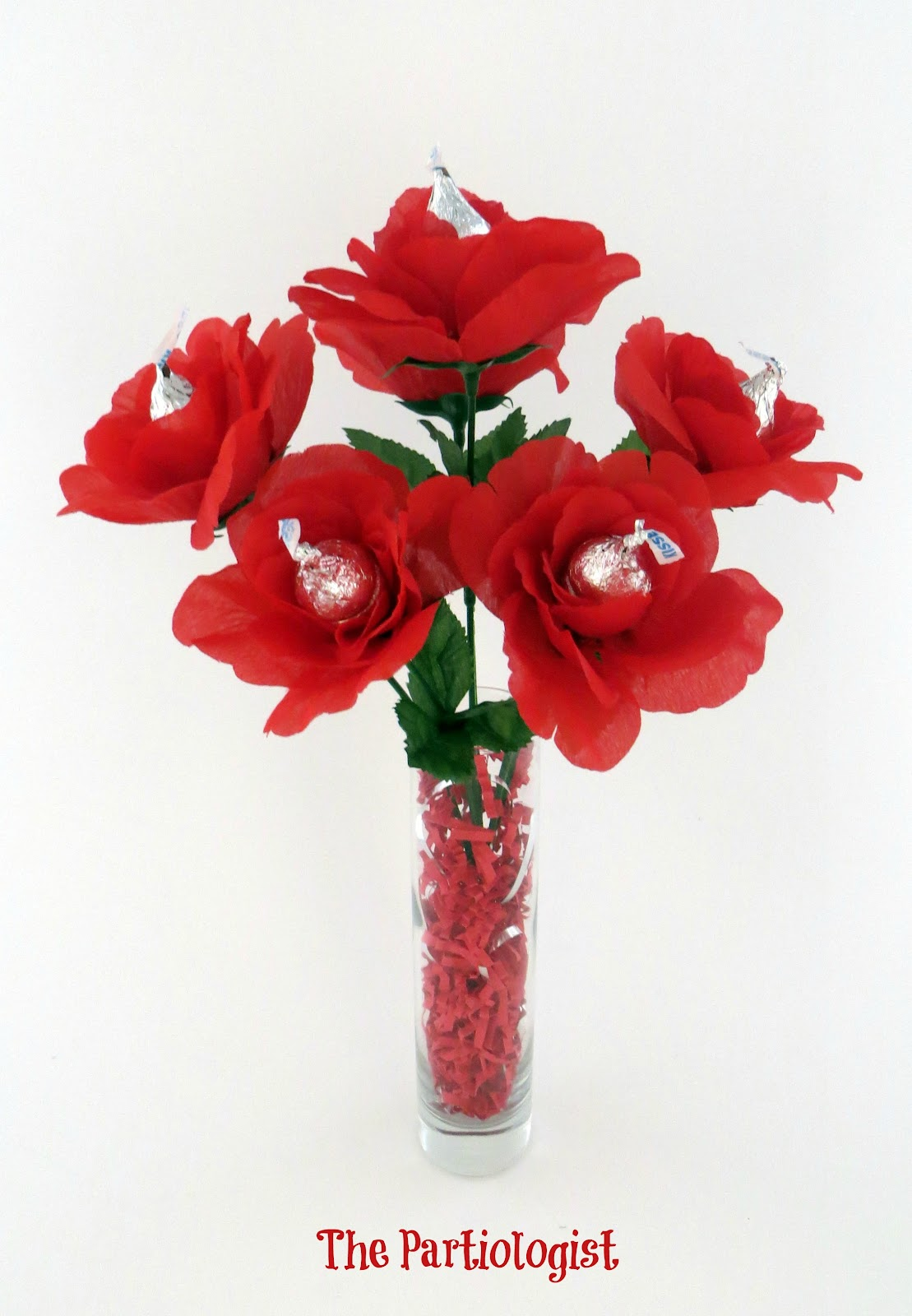 The Partiologist Bouquet Of Kisses