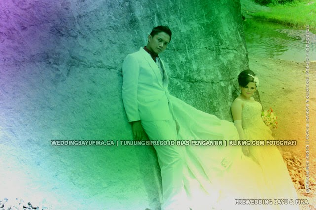 Prewedding Bayu & Fika 2 [ weddingbayufika.ga ] | Make Up & Busana oleh TUNJUNGBIRU.CO.ID Rias Pengantin & Rancang Busana Purwokerto | Photo oleh KLIKMG.COM Fotografer 2