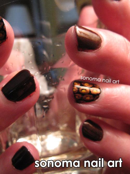 Sonoma Nail Art: Bridal Party Nails and Cult Nails Contest