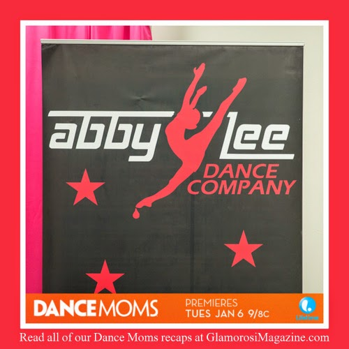 Abby Lee Dance Company banner