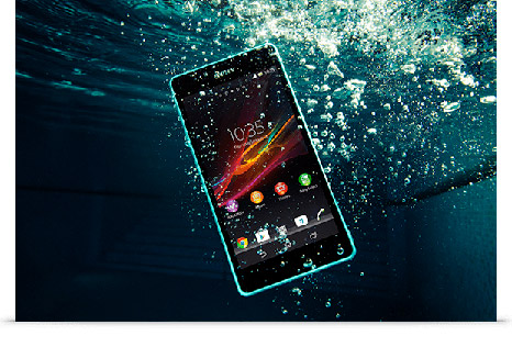Sony Xperia ZR Water