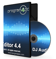 Program4Pc DJ Audio Editor 4.4 Full Patch