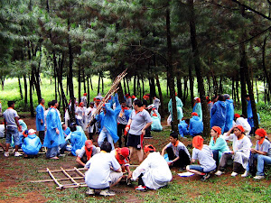 persiapan outbound