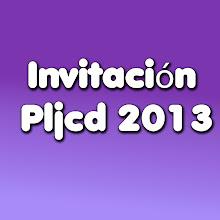 Invitación Pljcd 2013