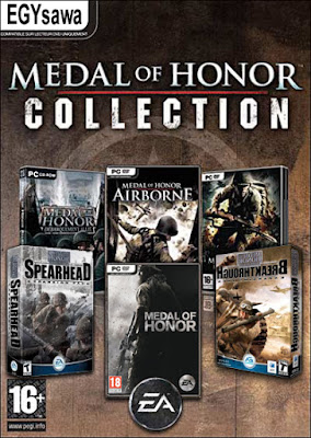 Medal of honor Collection Complete Pack Full Version