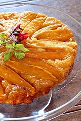 Mango Nectar Upside Down Cake (GF) (DF)