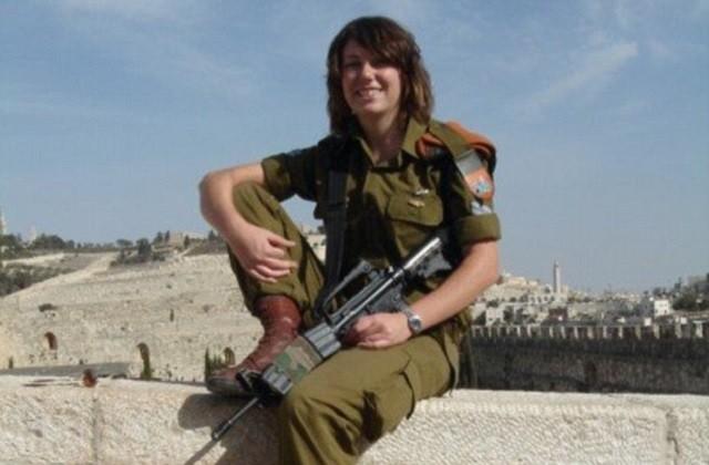 Heboh, Tentara Wanita Israel Ini Ingin Jadi Wanita Palestina