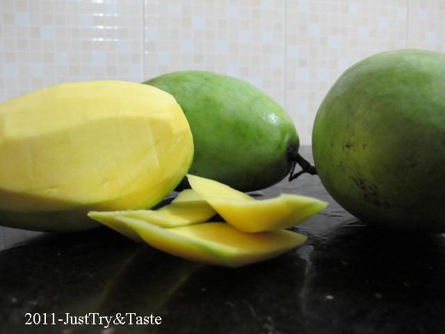 Manisan Mangga Thailand Untuk Membuat Manisan Mangga