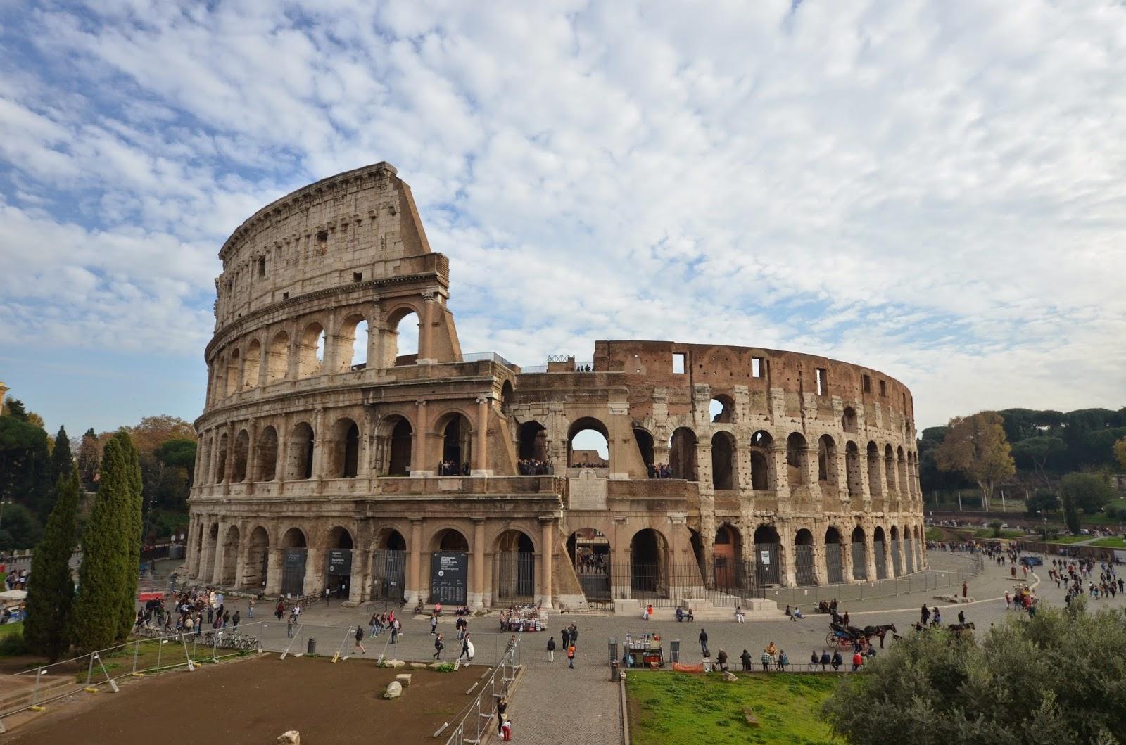 Rome, Week-end, 5 jours, 4 jours, Vatican, Colisée, Panthéon