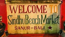 Welcome to Sindhu Beach Market in Sanur