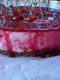 Torta fredda allo yogurt