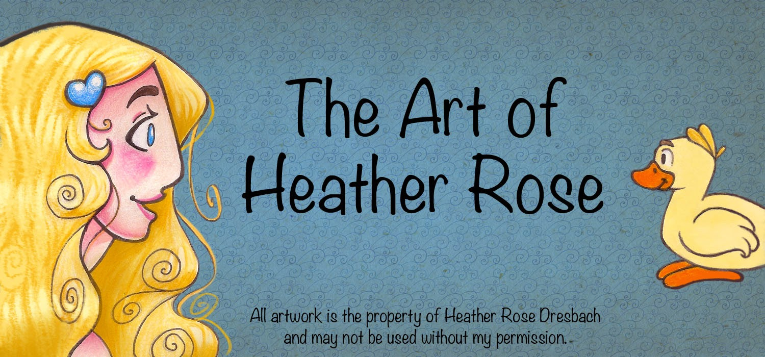 The Art of Heather Rose