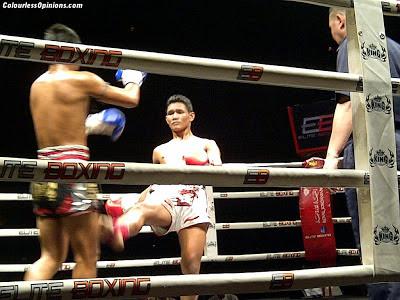 Thailand vs Challenger series 2012 Thailand vs Asia in Malaysia Muay Thai Faizal Ramli vs Armin