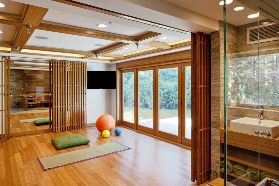 home yoga room design photo album typatcom - Home Yoga Room Design