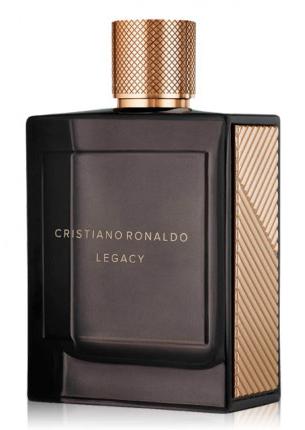 Cristiano Ronaldo Legacy novo perfume