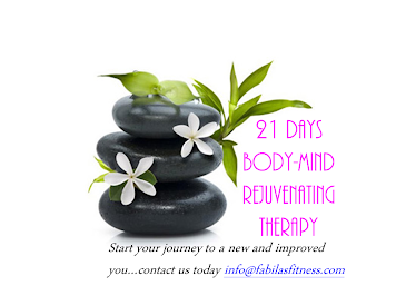 FEATURED PROGRAM: 21 DAYS BODY MIND REJUVENATING THERAPY