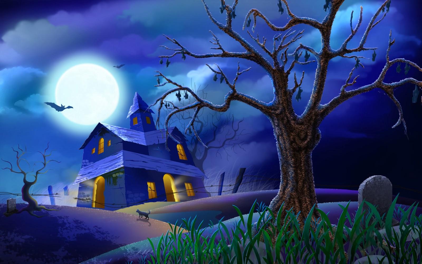 Halloween Wallpapers Convenient