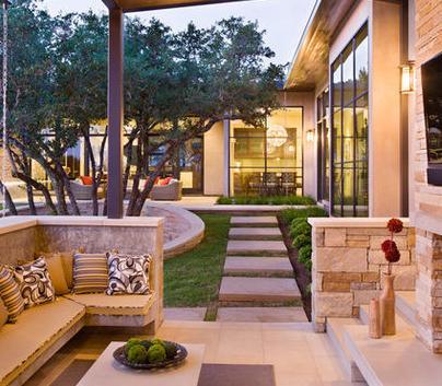 Fotos de terrazas terrazas y jardines terrazas de casas de for Imagenes de terrazas