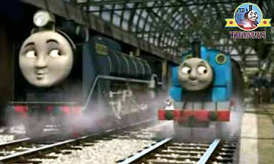 Japanese engine Hiro master of the railway Thomas and friends Hero of the rails kids motion picture