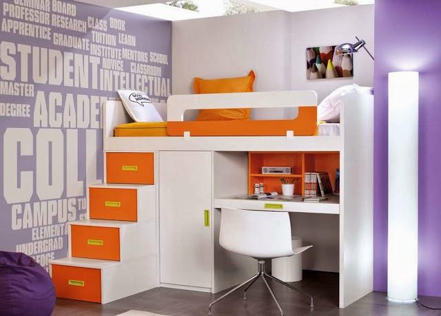 Blog dormitorios juveniles valencia qu es una cama - Cama abatible juvenil ...