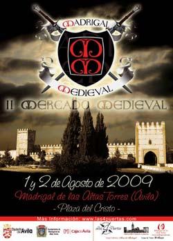 Madrigal Medieval 2009