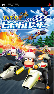 Ape Escape Racer (Japan) PSP