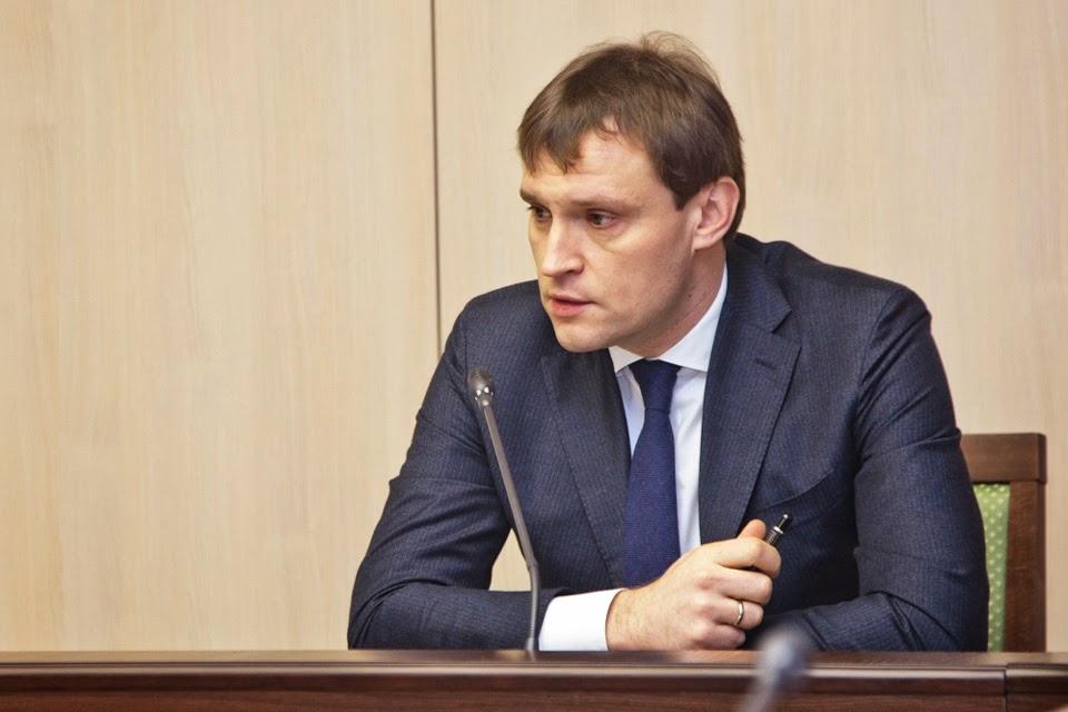 Сергей Пахомов, глава Сергиево-Посадского района