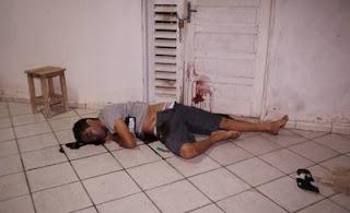 Mossoró - RN:Jovem é assassinado com tiro nas costas dentro de casa