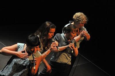 Ninewe NINIWE vocal art el 13.Abril en Calpe y 14/15.Abril en Torrevieja