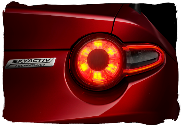 Mazda MX-5 LED Tail Light