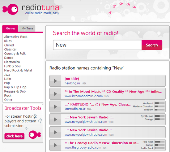 radiotuna