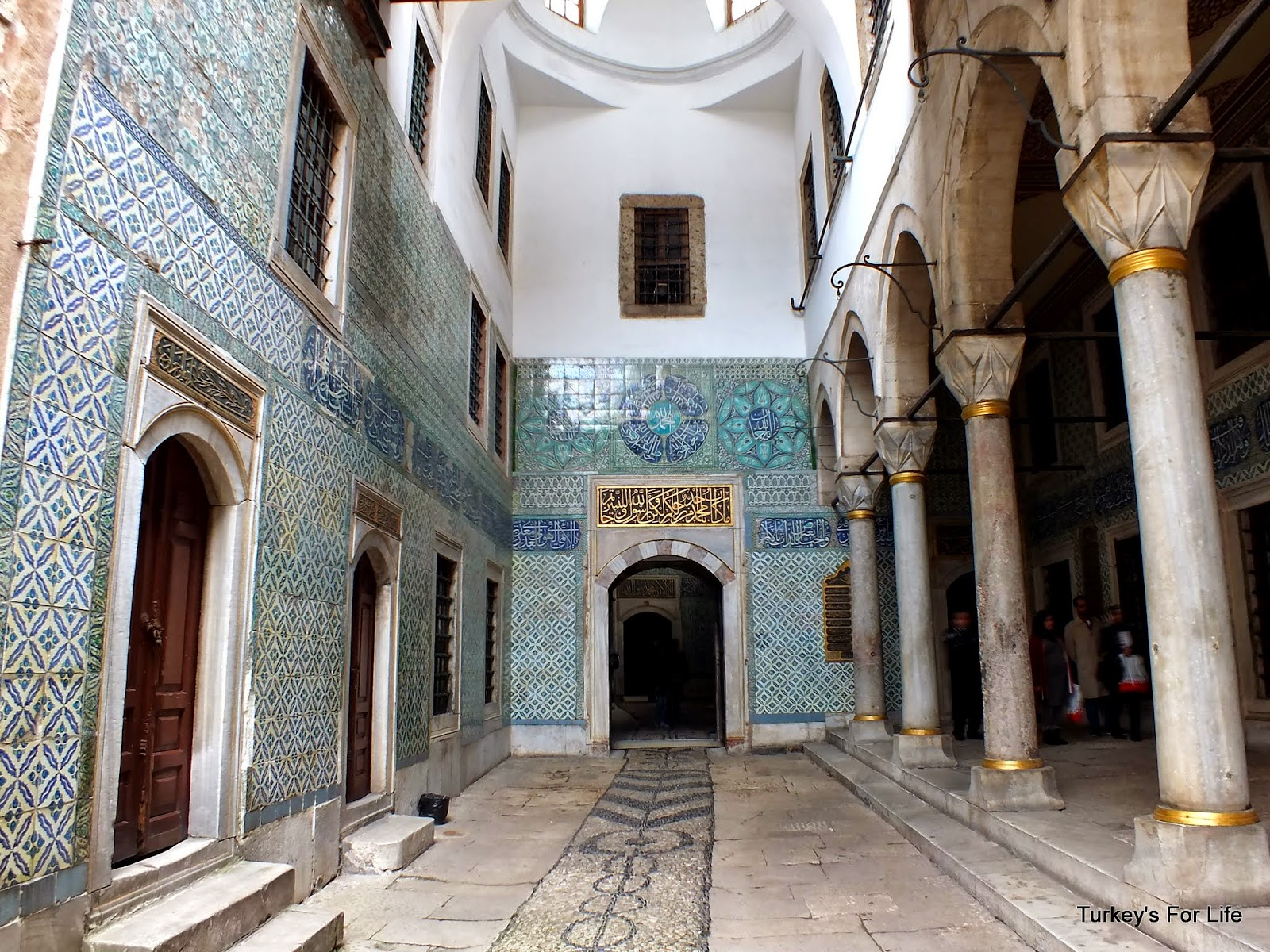 Harem Entrance, Topkapı Palace