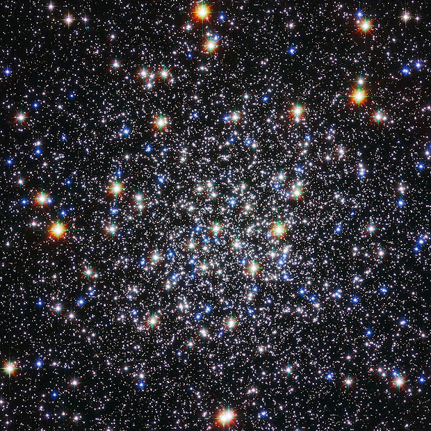 Globular Cluster M12, home to exotic X-ray binary Star Systems