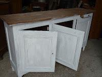 meuble avec sous couche