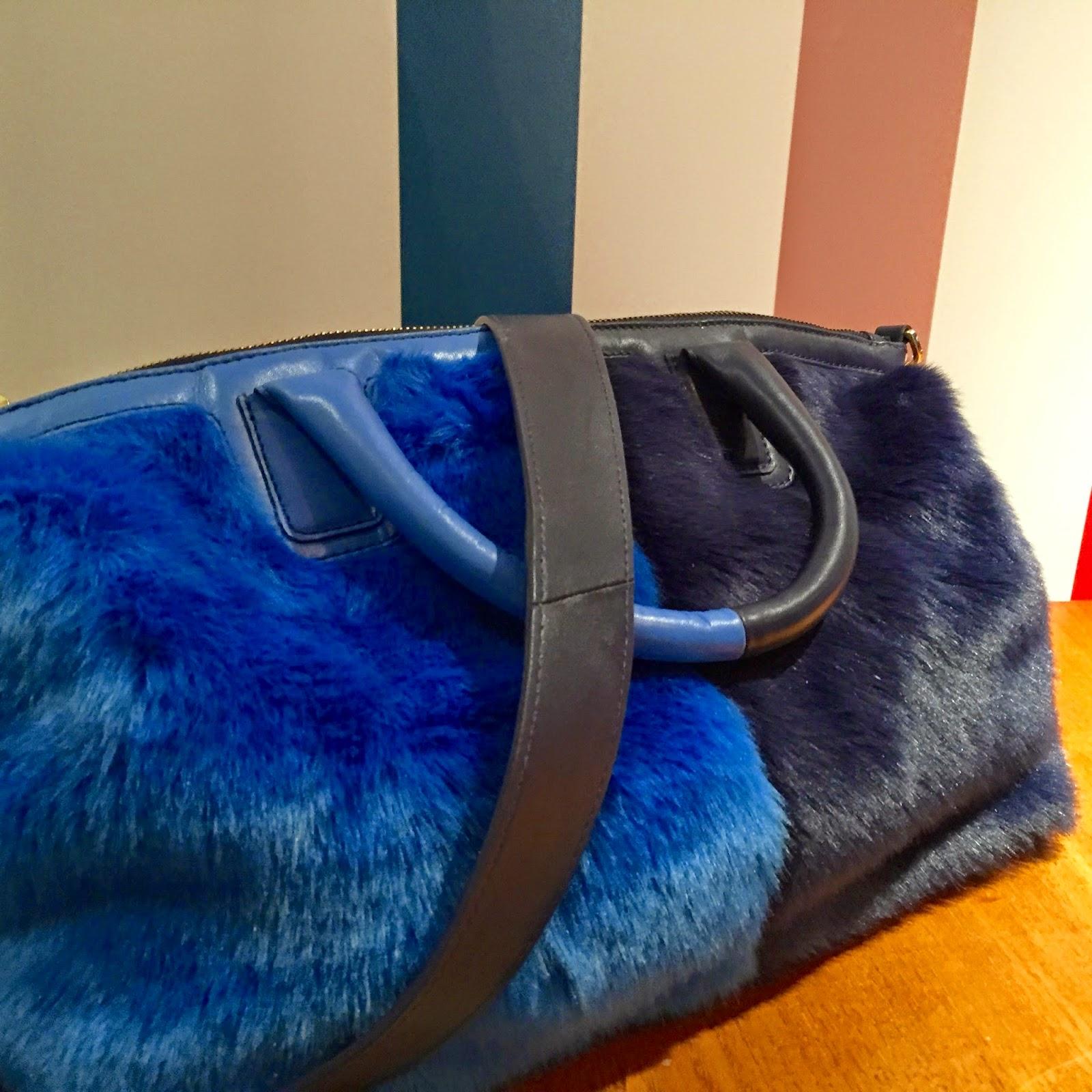 boden aw15 press day fur bag
