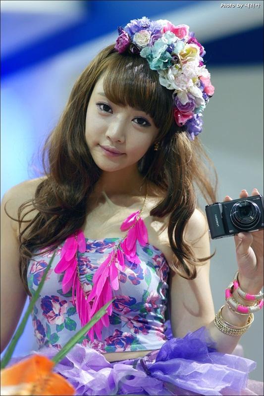 Korean Models – P & I 2012 Part 4