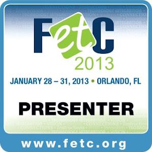 FETC 2013 Presenter
