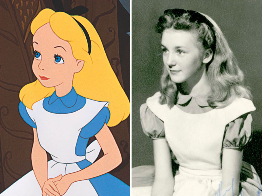 13-Kathryn-Beaumont-Secrets-Behind-1950s-Alice-in-Wonderland-Cartoon-www-designstack-co