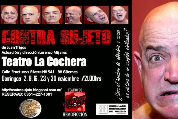 Teatro La Cochera 2014