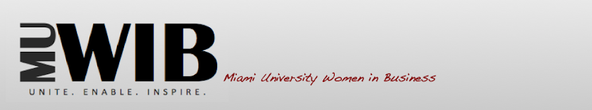 Miami University Women In Business