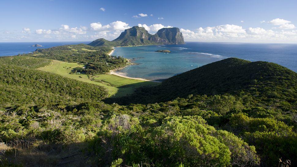 Escape To Paradise Arajilla Retreat Lord Howe Island