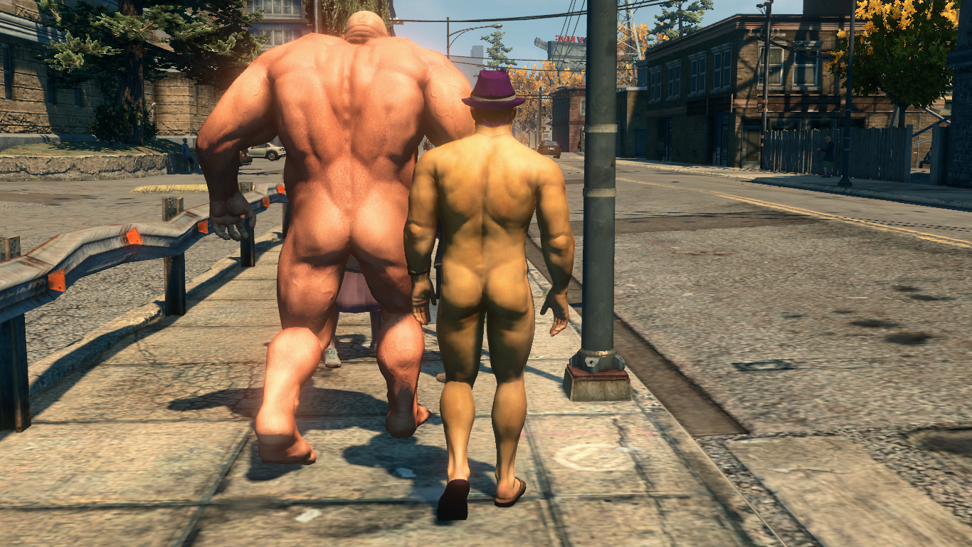 Saintsrow 4 male nude adult fantasy slaves