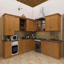 Sainterior for Aluminium kitchen cabinets in chennai