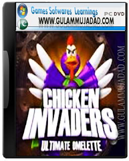 CHICKEN INVADERS 4 ULTIMATE OMELETTE FREE DOWNLOAD FULL VERSION
