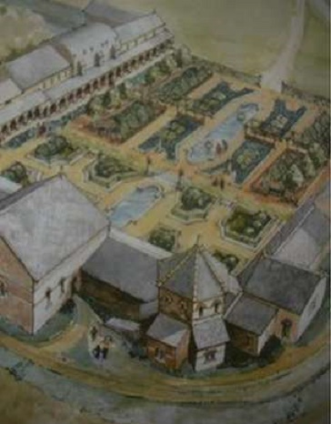 Roman temple dig under way at Keynsham cemetery