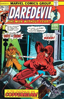 Daredevil #124