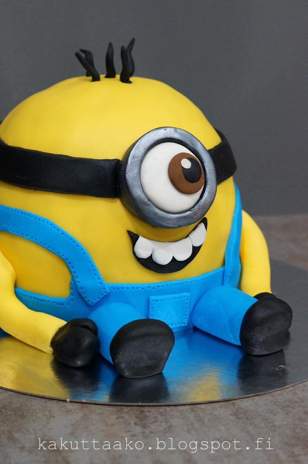Minion-kakku