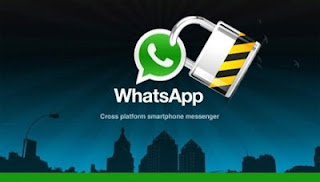 WhatsApp Password Protect Lock